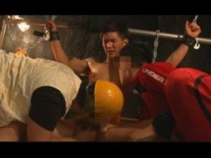 【レイプゲイ動画】イケメンが拉致監禁をされた状態でアナルセックスで犯されて激イキをすることになるww