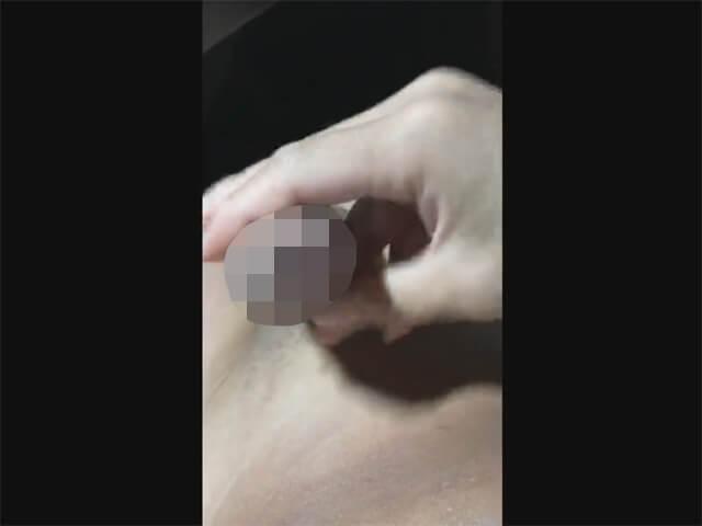 【無修正ゲイ動画】高校1年生らしい…勃っても剥けない真性包茎チンポをシゴき皮の隙間からザーメンを器用に飛ばすwwその1