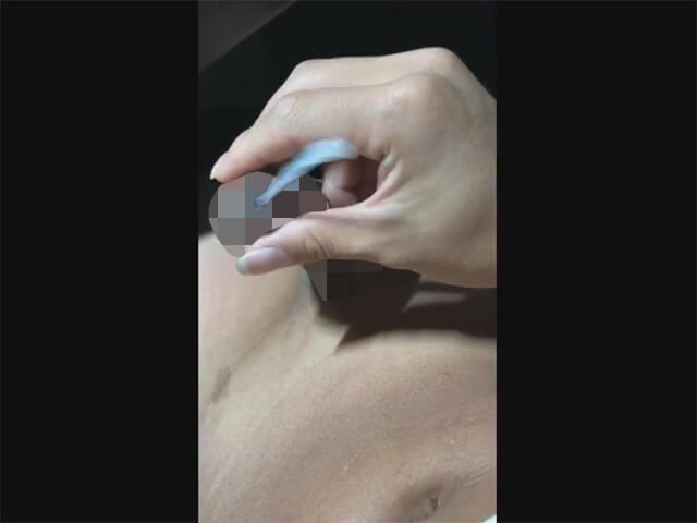 【無修正ゲイ動画】高校1年生らしい…勃っても剥けない真性包茎チンポをシゴき皮の隙間からザーメンを器用に飛ばすwwその3