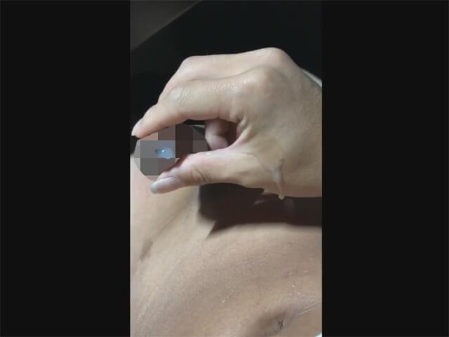 【無修正ゲイ動画】高校1年生らしい…勃っても剥けない真性包茎チンポをシゴき皮の隙間からザーメンを器用に飛ばすwwその4