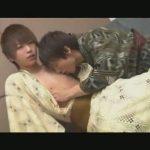 【企画ゲイ動画】温泉旅館でジャニーズ系のイケメンたちがアナルセックスを楽しむww