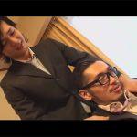 【企画ゲイ動画】オダギリジョーのような風貌の男が可愛い顔の男をローターで犯してからアナルセックスを楽しんじゃうww