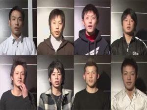 【企画ゲイ動画】「僕のアナルを見てください」…8人のノンケイケメンの肛門を中心に撮影し処女アナルをおもちゃ姦ww