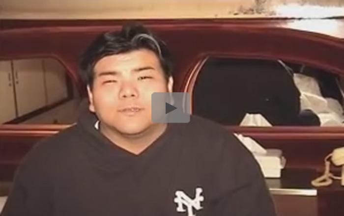 【無修正ゲイ動画】110㎏のぽっちゃり素人がオナニー姿やアナルセックス姿を見せてくれて絶頂してしまうww