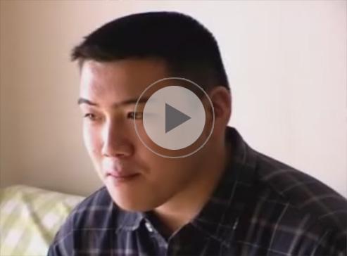 【無修正ゲイ動画】19歳の九州男児の角刈りクマ系男子がオナニーやウケセックスでケツもチンポもモロ感ww