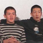 【素人ゲイ動画】寮暮らしで同じ釜の飯を食う体育会系の坊主頭の大学生がゲイビデオの撮影に挑むww