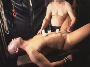 【SMゲイ動画】監禁されたガチムチ兄貴…尿道バイブや尿道カテーテルでチンポを無茶苦茶に弄ばれるww
