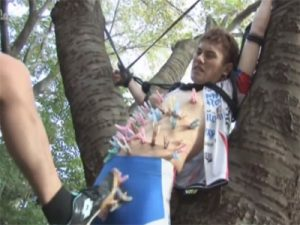 【レイプゲイ動画】自転車部の期待のエースの弱みを掴んだ部員が溜まりに溜まった鬱憤を鬼畜プレイで発散するww