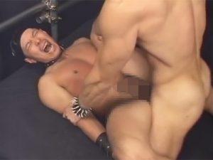 【企画ゲイ動画】ムキムキのマッチョの2人が激しくアナルセックスをして大きな声で喘ぎまくっちゃうww