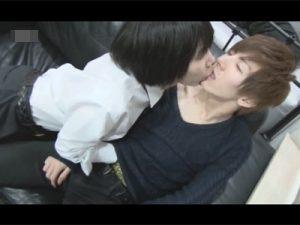 【企画ゲイ動画】2組のカップルのイチャイチャとしたところをたっぷりと見ることができちゃうww