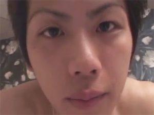 【セックスゲイ動画】タバコ2箱分の長さのチンポのイケメンノンケが暴走し男相手にイラマチオをかましAFでガン掘りww