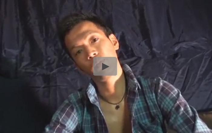 【無修正ゲイ動画】オラオラ系がゴーグルマンにチンコをひたすらいじられてオナホや手コキで犯され続けるww