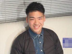 【素人ゲイ動画】19歳のノンケの爽やか系イケメンの素人が男に手コキをされ続けてザーメンを噴き出しまくるww