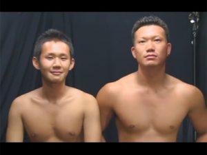 【企画ゲイ動画】スリ筋の2人の男がディルドや電マでアナルを犯した後にアナルセックスをハードにしちゃうww