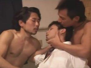 【乱交ゲイ動画】親子丼と近親相姦のコラボ…ノンケ高校生の息子がゲイだった父とお父さんの恋人に食われるww